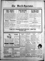 The World-Spectator April 14, 1915