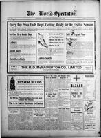 The World-Spectator December 1, 1915
