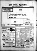The World-Spectator December 22, 1915