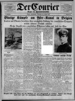 Der Courier April 28, 1915