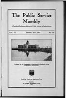 The Public Service Monthly May 1915