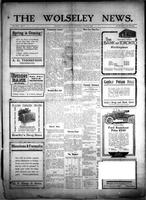 The Wolseley News March 17, 1915