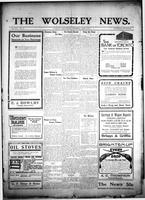 The Wolseley News April 21, 1915