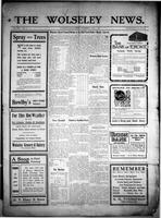 The Wolseley News June 9, 1915