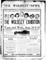 The Wolseley News July 28, 1915