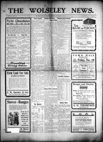 The Wolseley News November 10, 1915