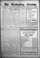 The Kindersley Clarion April 22, 1915