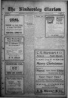 The Kindersley Clarion December 23, 1915