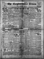Lloydminster Times and District News July 30, 1914