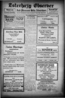 The Esterhazy Observer and Pheasant Hills Advertiser August 6, 1916