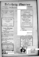 The Esterhazy Observer and Pheasant Hills Advertiser August 31, 1916