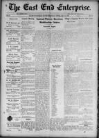 The East End Enterprise June 1, 1916