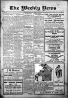 The Weekly News June 29, 1916