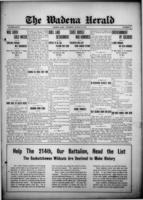 Weekly Courier March 23, 1916