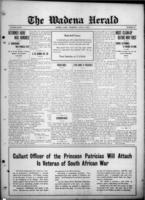 Weekly Courier April 13, 1916