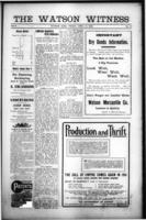 The Watson Witness April 21, 1916