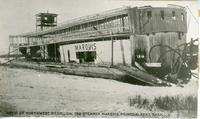 "of Northwest Rebellion, The Steamer ""Marquis,"" Prince Albert, Sask."