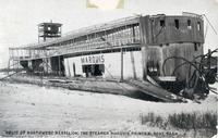 "Relic of Northwest Rebellion, The Steamer ""Marquis"""