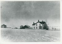 [Lindemere Homestead in Winter]