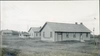 [Sgt./Major's Quarters, Pump House, Mess Room, Quarter Master's Store]