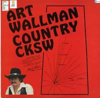Art Wallman country CKSW
