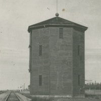 Harris Water Tower