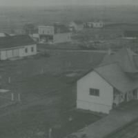 CNR Station 1938 Dalmeny Sask