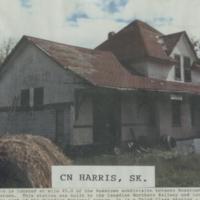 CN Harris, SK.