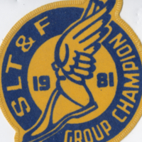 SLT&F 1981 Group Champion patch