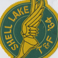 Shell Lake T&F '64 patch