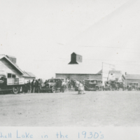 Shell Lake in the 1930's