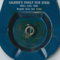 Lalonde's Family Fair Store ashtray