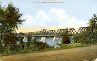 C.N.R. Bridge, Prince Albert, Sask.