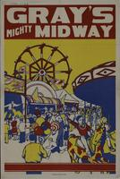 Gray's Mighty Midway poster