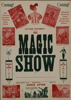 Lew'chuk Entertainers will Present Big Magic Show