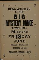 Bring Your Luck To The Big Mystery Dance