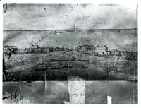 Sketch of Winnipeg during 1871