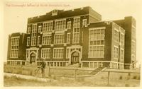 The Connaught School at North Battleford, Sask.