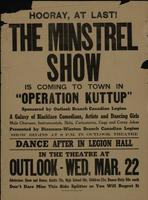 "Hooray, At Last! The Minstrel Show Is Coming To Town In ""Operation Kuttup"""