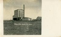 Flour Mill, Asquith, Sask.