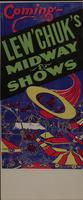 Coming - Lew-chuk's Midway & Shows