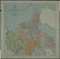 Map of the Northwest Territories