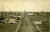 Gravelbourg. Looking North