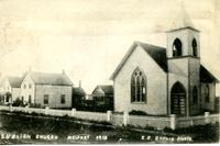 English Church Melfort 1913