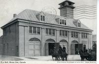 Fire Hall, Moose Jaw, Canada