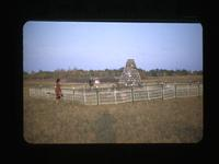 Historic Sites Cairn Mile 01.30 from Battlefield Fish Creek, Sask Sept.26-1948