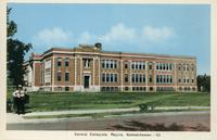 Central Collegiate, Regina, Saskatchewan.-23