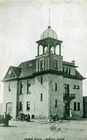 Town Hall, Arcola, Sask.