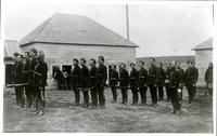 Fort Pitt N.W.M.P. detachment, 1884