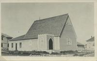 Methodist Church. Rosetown, Sask.